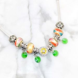 Jewelry - European Beads Charms Necklace